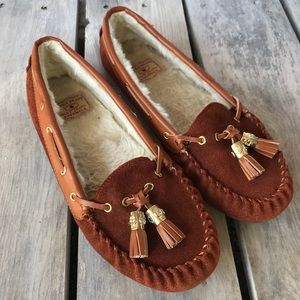 Lucky Brand Aaron Moccasin Size 9 to 10